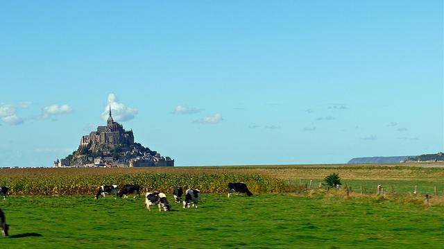 visite chateau normandie