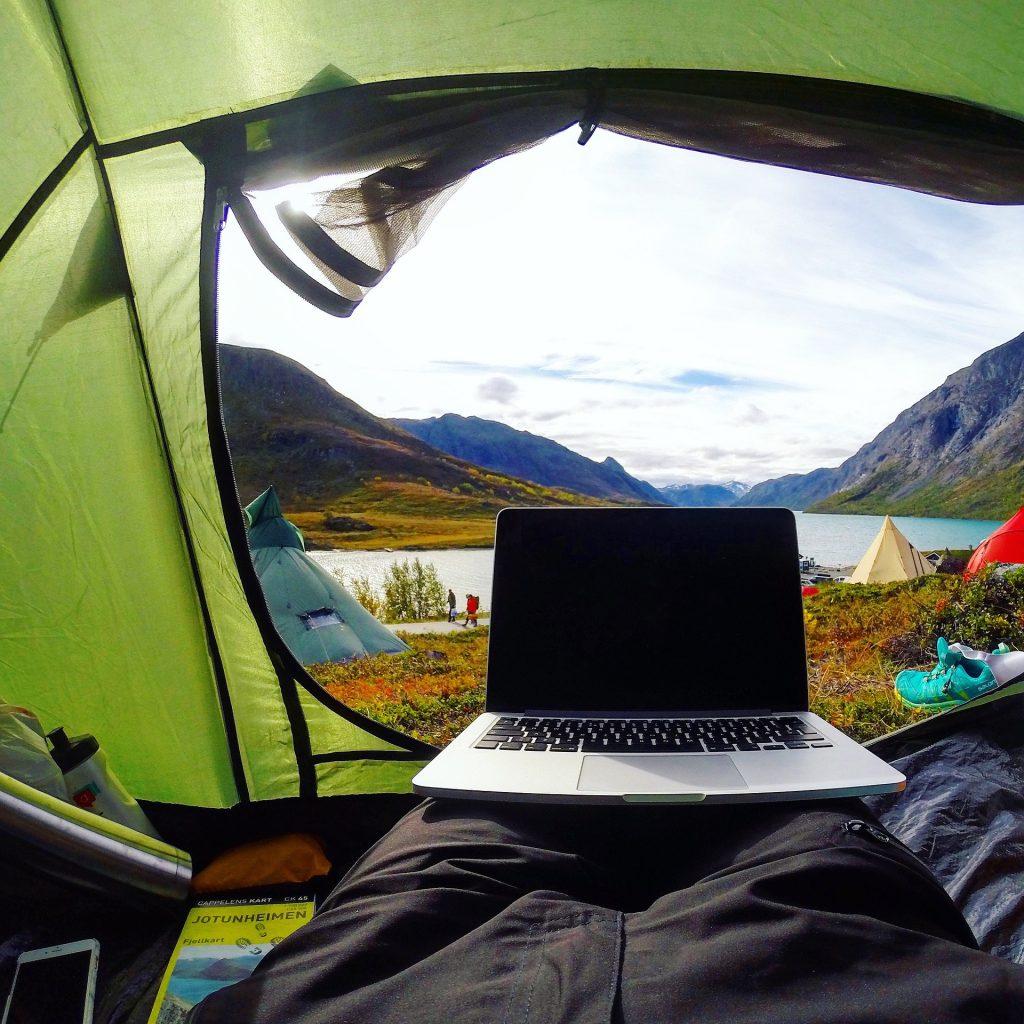camping sciez